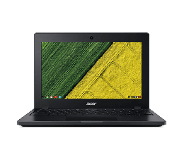 Acer Chromebook 11 Touch C771T-C1WS NX.GP6AA.001 11.6 Inches (Black)