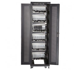 Black Box Mass Storage Cabinet MSC-72-CCN (72 Devices)