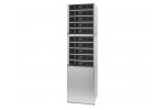 Bretford TechGuard Charging Locker TL10C-K-US (10-Bay-Unit)