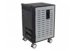 Ergotron Zip 40 Charging and Management Cart DM40-1008 (40-Unit Capacity)