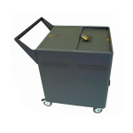 Datamation Charging Cart with Combination Lock DS-GR-CB-M32-C/C (32-Unit Capacity)