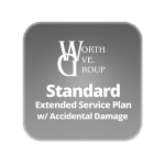 Worth Ave Extended Warranty w/ Accidental Damage Provided by Promevo