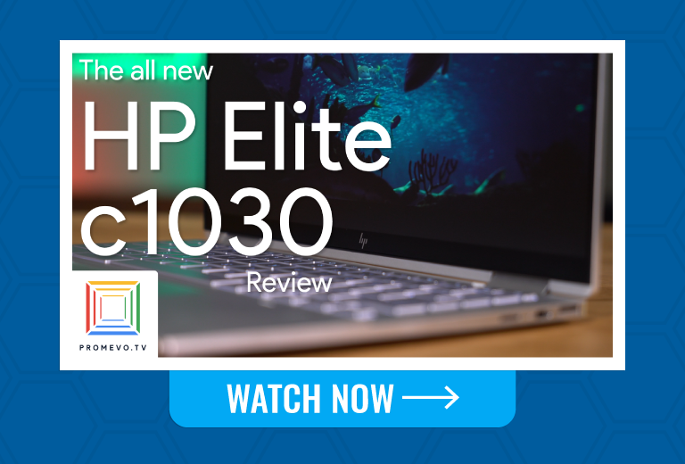 HP Elite C1030 Chromebook Review - Watch Now!
