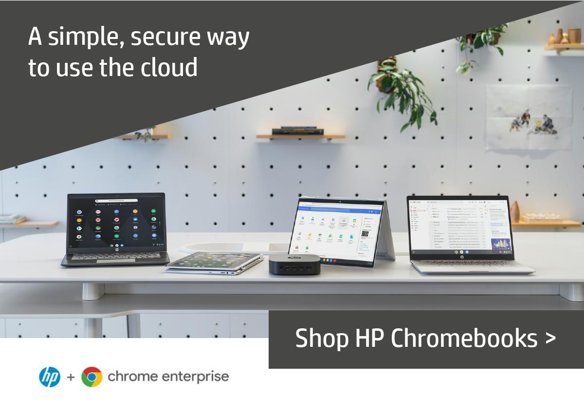 Shop HP Chromebooks
