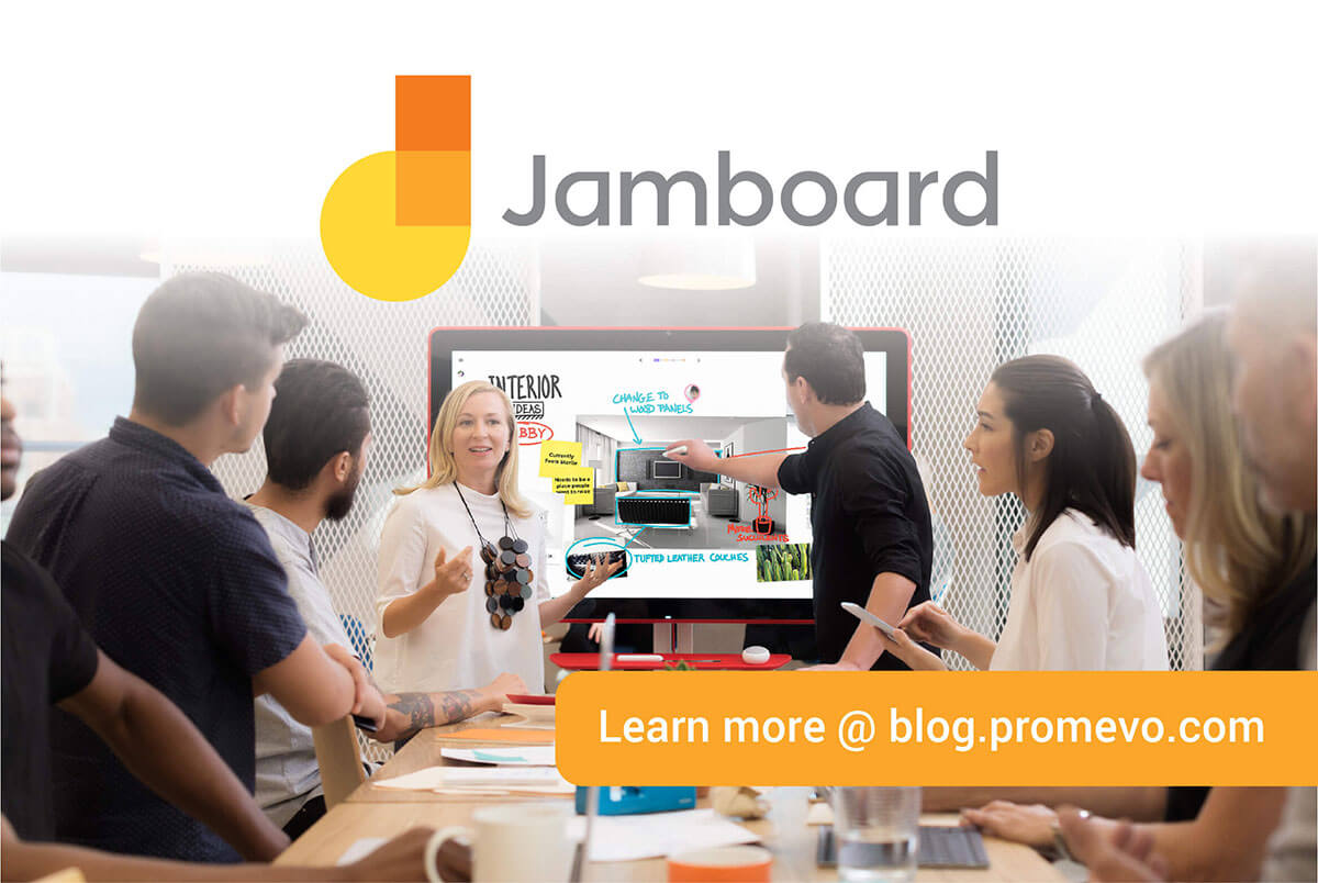 Google's Jamboard is here!